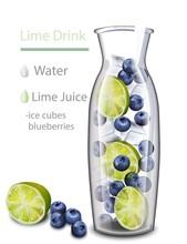 Hydrating Detox Water Drink. B...