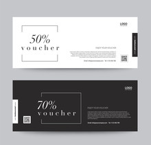 Gift Voucher Template Promotio...