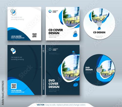 Cuadros en Lienzo  CD envelope, DVD case design