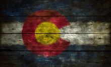 Flagge Von Colorado