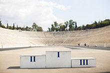 Stadium Of The First Olympic G...