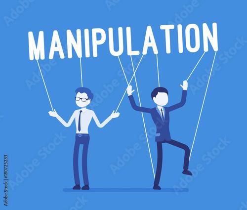 String manipulation puppet people Wallpaper Mural