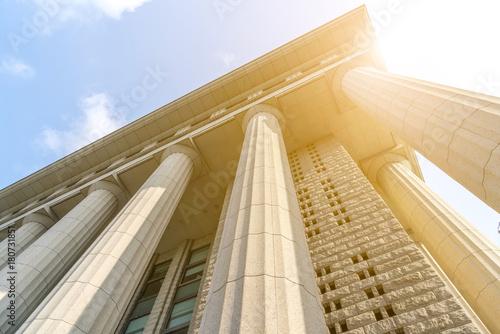 Valokuva European style Roman column