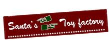 Santa Toy Factory