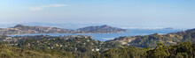 Panoramic View Of The San Fran...