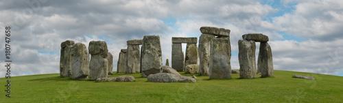 Foto op Aluminium Rudnes Stonehenge