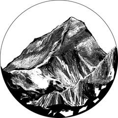 Fototapeta Popularne Mount Everest - the highest peak of the earth