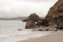 Polkerris Rocks
