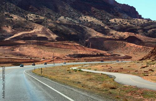 Foto op Aluminium Arctica Southwest USA road trip
