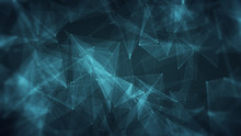 Abstract CGI Motion Graphics B...