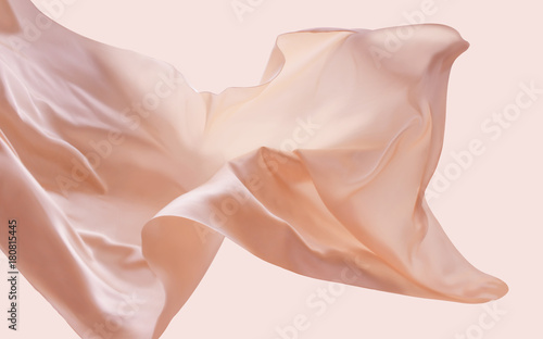 Complexion floating fabric Wallpaper Mural