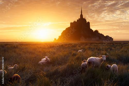 Photo Mont Saint-Michel, France