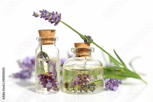 Photo  Lavender oil