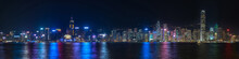 Colorful Panoramic View Of Hon...