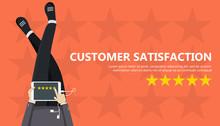 Rating On Customer Service Ill...
