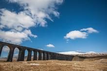 Ribblehead Viaduct Near Ingleton Yorkshire