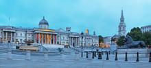 London - The Panorama Of Trafa...