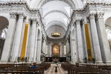 Altar Inside The Duomo Nuovo O...
