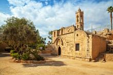 Ayia Napa Monastery. Famagusta...