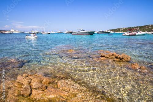 Fotografie, Obraz  Spiaggia del Grande Pevero, Sardinia, Italy