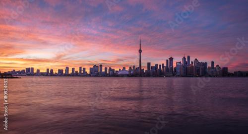 Fototapeta Panoramę Toronto