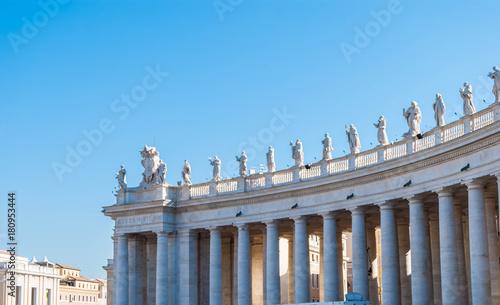 Vászonkép Vatican, Rome, Italie.