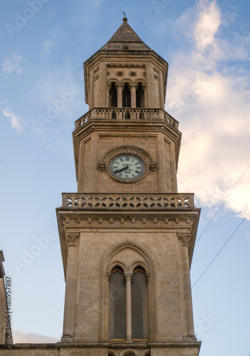 Fotografie, Obraz  Altamura, Italy - The historic center of the big city in province of Bari, Apuli
