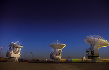 ALMA, Base Station Of The Worl...