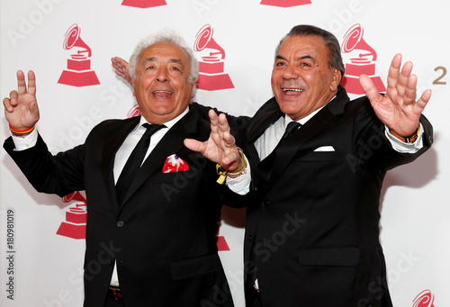 Antonio Romero Monge And Rafael Ruiz Of Los Del Rio Arrive For The