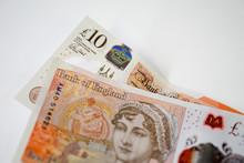 New Plastic Ten Pound Note (st...