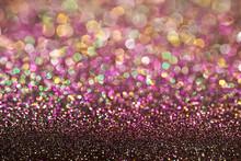 Colorful Pastel Purple Pink Gr...