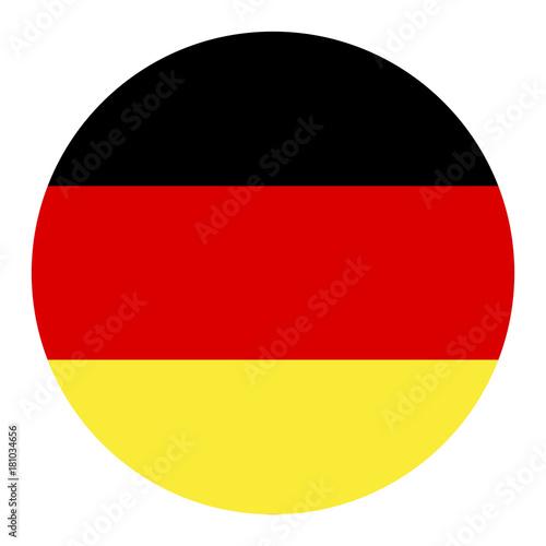 Flag of Germany Fototapete