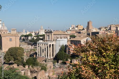 Photo  Roman Forum, Rome, Italy