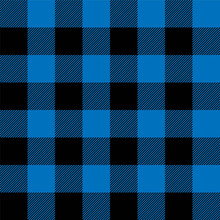 Lumberjack Plaid Pattern In Na...