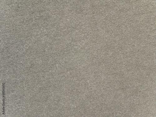 Tuinposter Stof Gray t-shirt fabric texture