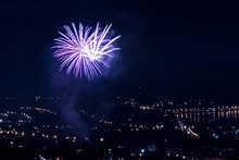 Fireworks In Dundee