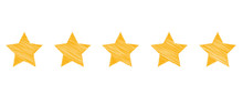 Product Rating Stars - Vector ...