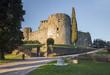 The Gorizia castle, Friuli Venezia Giulia, Italy