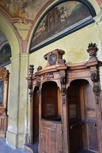 Innenansicht Prager Loreto Kapuzinerkloster Prag
