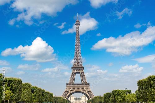Obraz na dibondzie (fotoboard) Wieża Eiffla w Paryżu