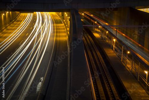 Obraz na dibondzie (fotoboard) Atlanta, GA MARTA