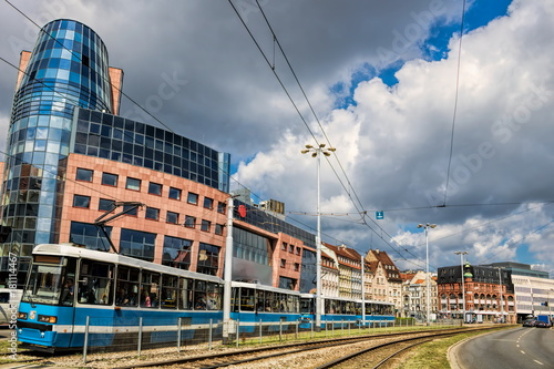 Wroclaw, Stadtzentrum
