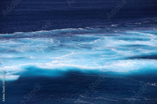 Fototapety, obrazy: Meer Meerwasser mit verschiedenen Wasserfarben