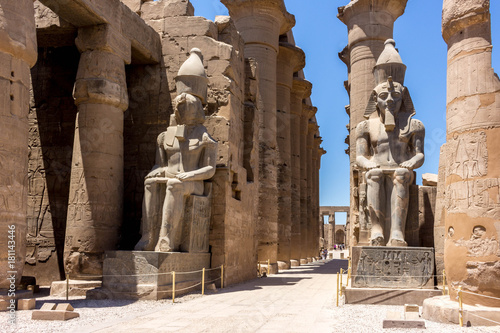 Foto  Karnak, Luxor und Edfu Tempel in Ägypten