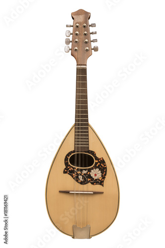 Photo Neapolitan mandolin