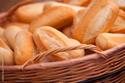 Valokuva  Basket of Bread