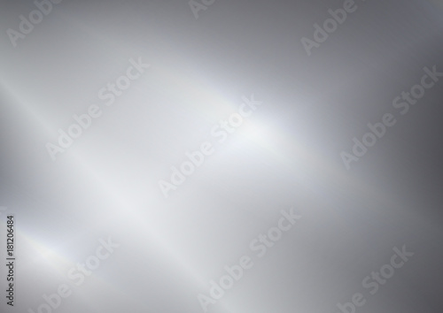 Metal Silver abstract background