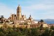 Cathedral de Segovia, Spain