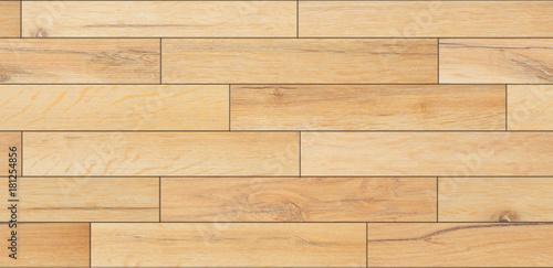 Tuinposter Hout Texture Wooden parquet. Flooring. Seamless.