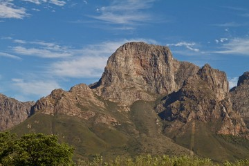 Mountains Of the Western Cape South Africa